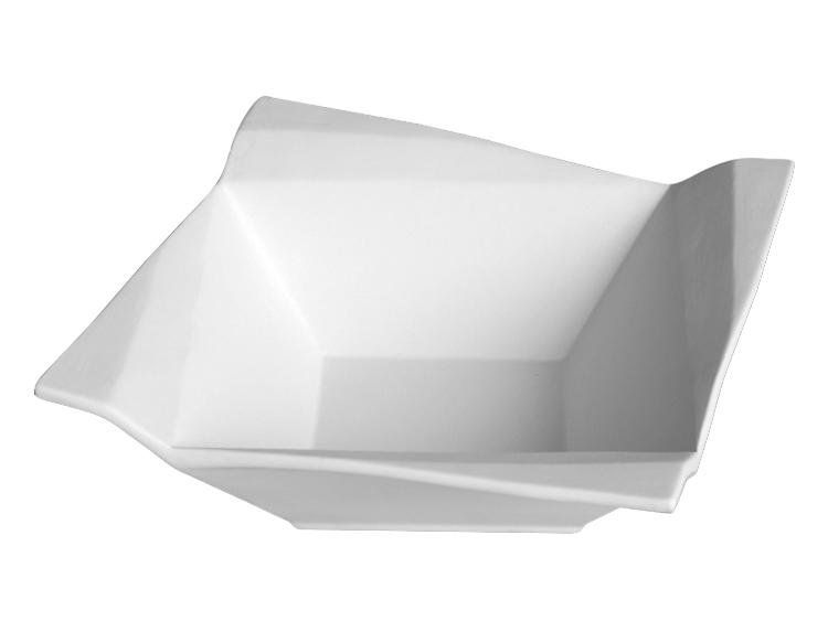 Origami Molds  sc 1 st  Slumpy\u0027s & Origami Dish Mold - Ceramic Slumping Mold