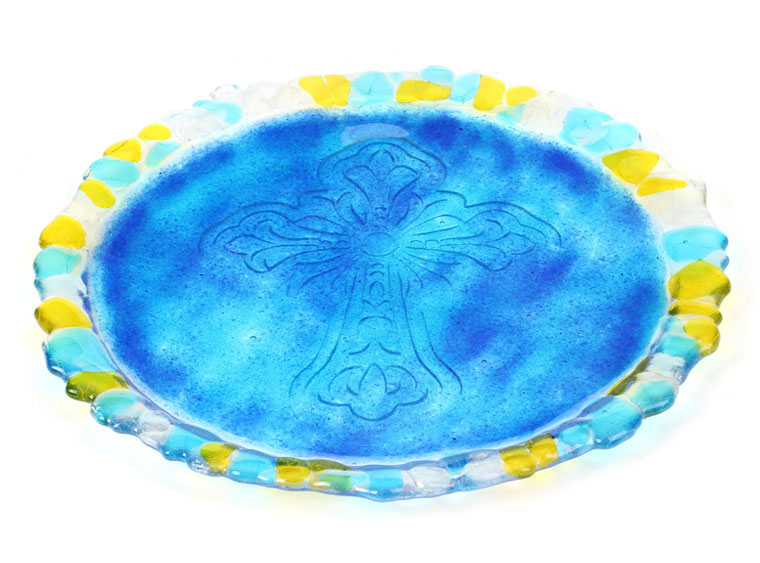 Cross Platter Mold