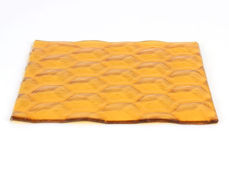 Cubes Texture Fusing Tile